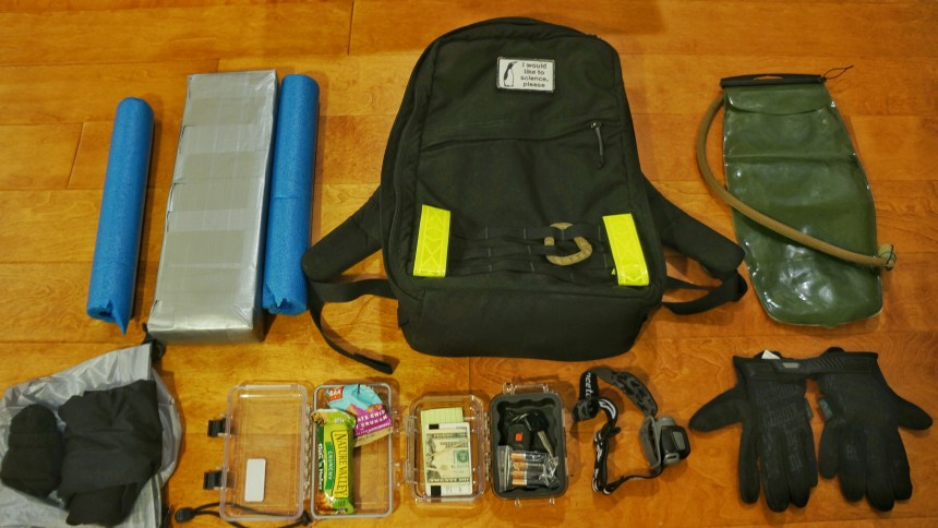 Goruck Light packing list
