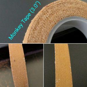 Monkey tape finger tape