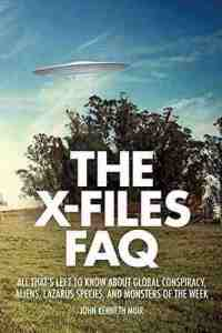 The X-Files FAQ