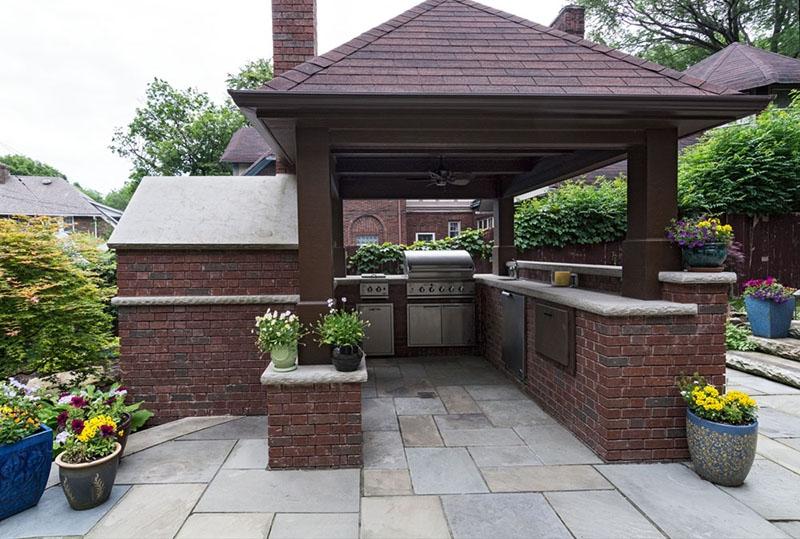 Outdoor Living Pavilions | Exscape Designs on Outdoor Patio Pavilion id=96151