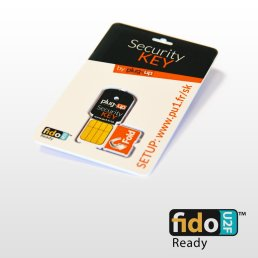 Plug-up FIDO U2F Security Key / 1520円