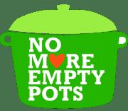 No More Empty Pots logo.