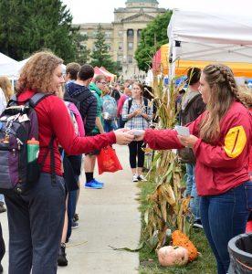 2016 ISU local foods festival