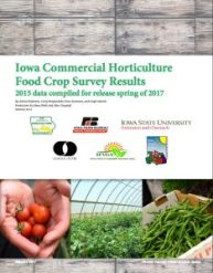 horticulture survey cover