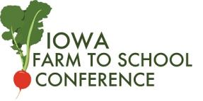 Farm to School logo conference webinar