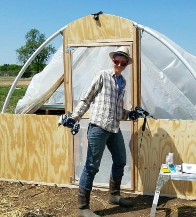 csa farmer 1 greenhouse