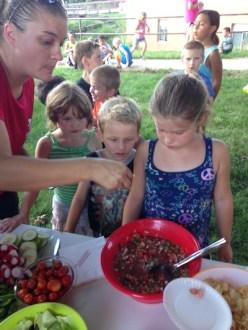 farm to school toolkit pilot taste