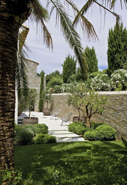 Paysagiste Jardins Contemporains Jardin Mditerranen