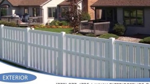 Legend® Vinyl Fencing by Master Halco