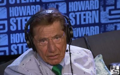 Howard Stern – How Joe Namath Reversed His Own Brain Damage Caused by Football