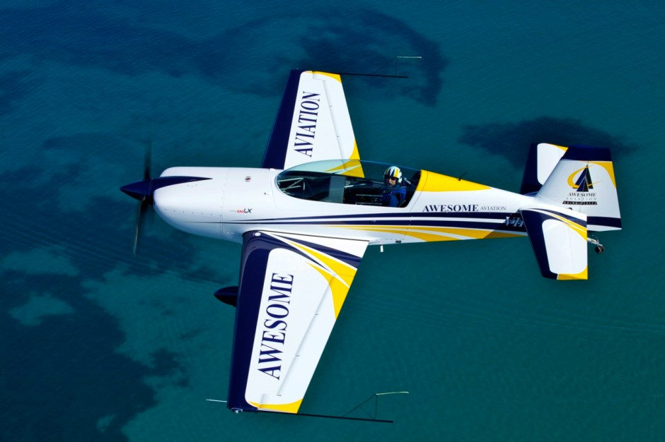 Extra 330LX Awesome Aviation Perth