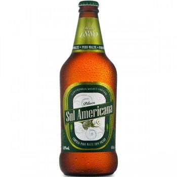 Cerveja Sul Americana Pilsen 600ml é aqui no Extrabom