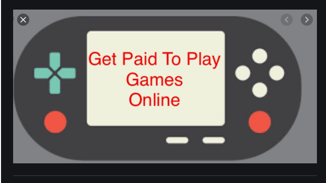 Sites That Pay You To Play Games