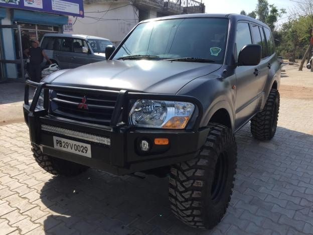 Image result for sd offroaders pajero