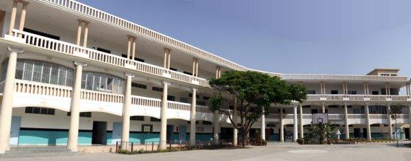 The beverly hills school