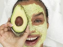skin benefit of avocado