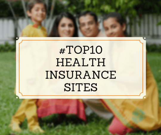 best health insurance sites india