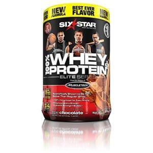 six star pro nutrition whey protein powder