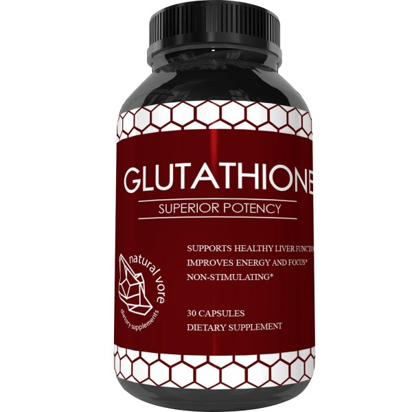 Glutathione, super potency, Anti Oxidant