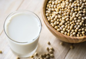 benefits of soymilk