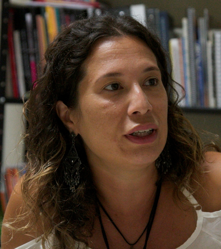 Karla Moroso, do CDES