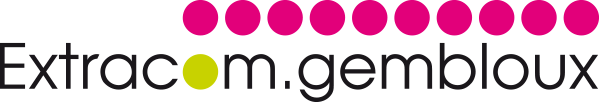 Extracom.Gembloux Logo
