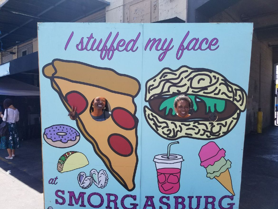 last minute mothers day smorgasburg