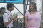 Kiran Rathod in High School Movie (3)