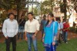 Surya at Actress Priyamani s Birthday celebration on the sets of RaktaCharitra (2)