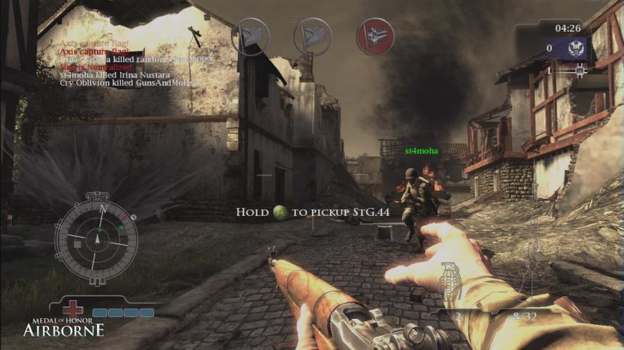 تحميل لعبة ميدل اوف هونر Medal Of Honor القديمة للكمبيوتر