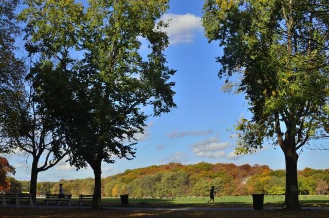 Van Cortlandt Park in Bronx, NY