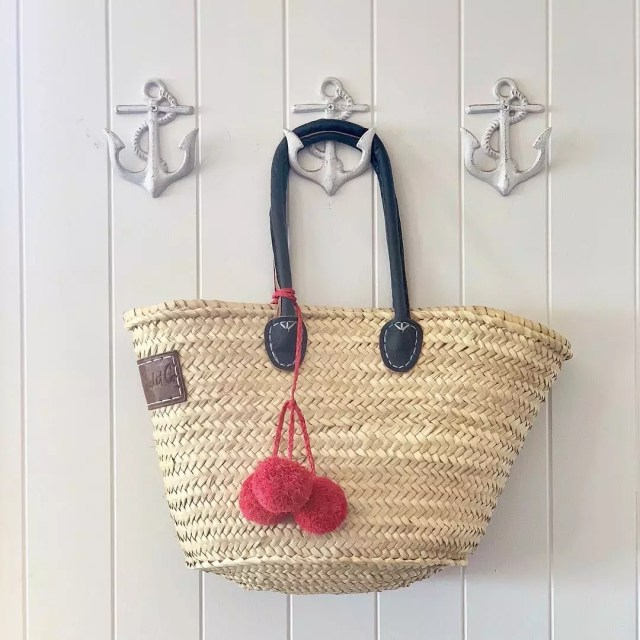 Bag Hanging on Closet Hook. Photo by Instagram user @marketbasketco