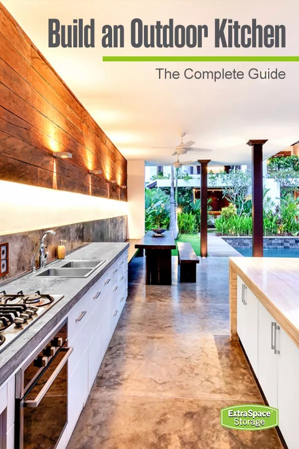 37 Ideas for Creating the Ultimate Outdoor Kitchen | Extra ...