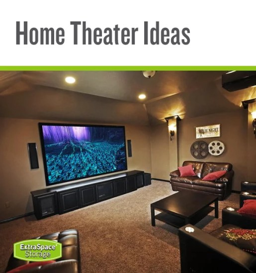 Home Theater Ideas: How To Design The Perfect Room For
