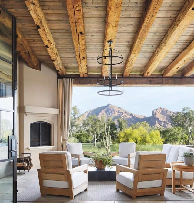 Ideas to Create & Design an Outdoor Living Space for Any ... on Fancy Outdoor Living id=23439