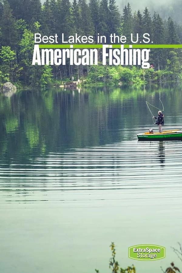 Best Fishing Lakes