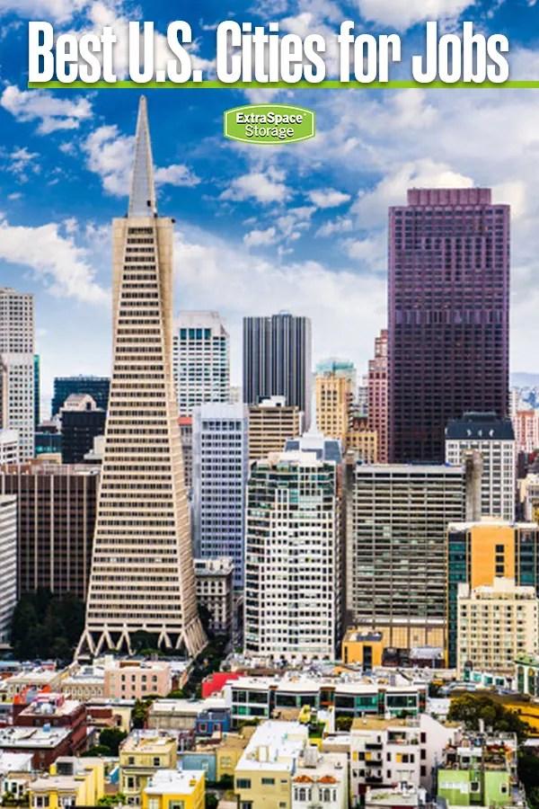 Best Cities for Job Opportunities