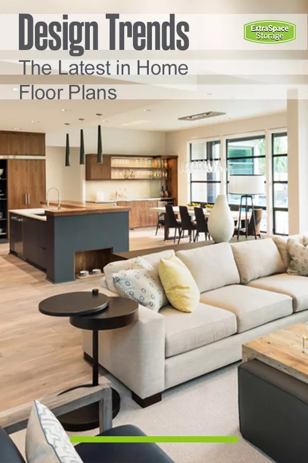 Design Trends for Floor Plans