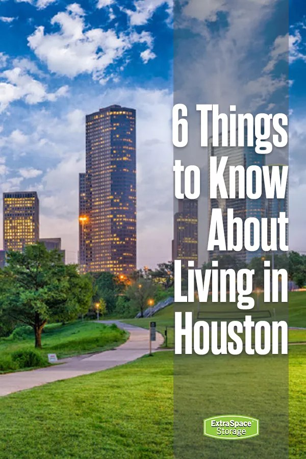 Things to Know About Houston