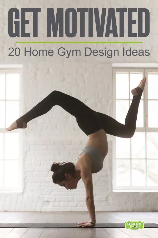 Get Motivated with Home Gym Ideas