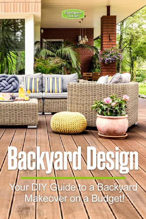 24 Cheap Backyard Makeover Ideas You Ll Love Extra Space Storage,King Size Badcock Furniture Bedroom Sets