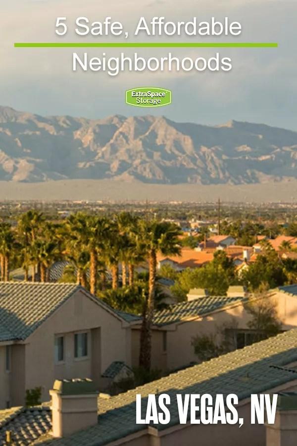 Safe, Affordable Neighborhoods in Las Vegas