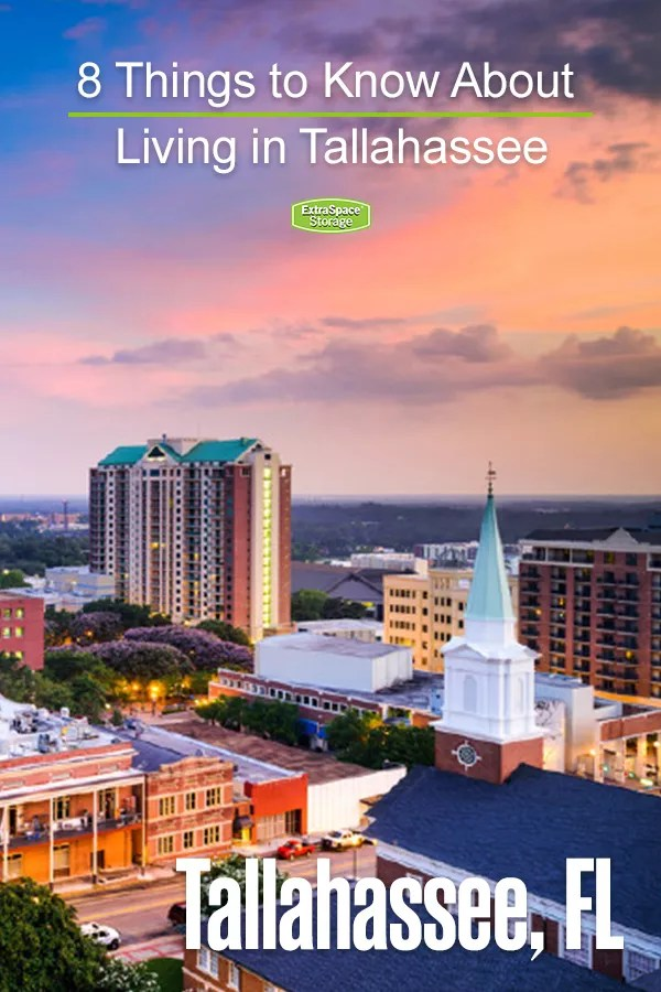 Things to Know About Living in Tallahassee