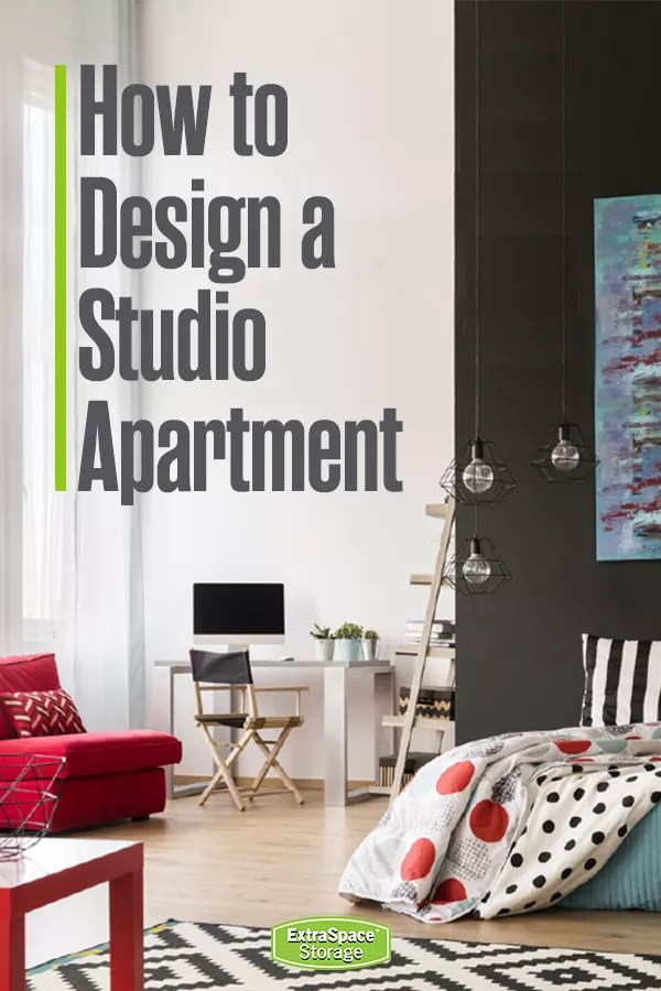 How to Design a Studio Apartment
