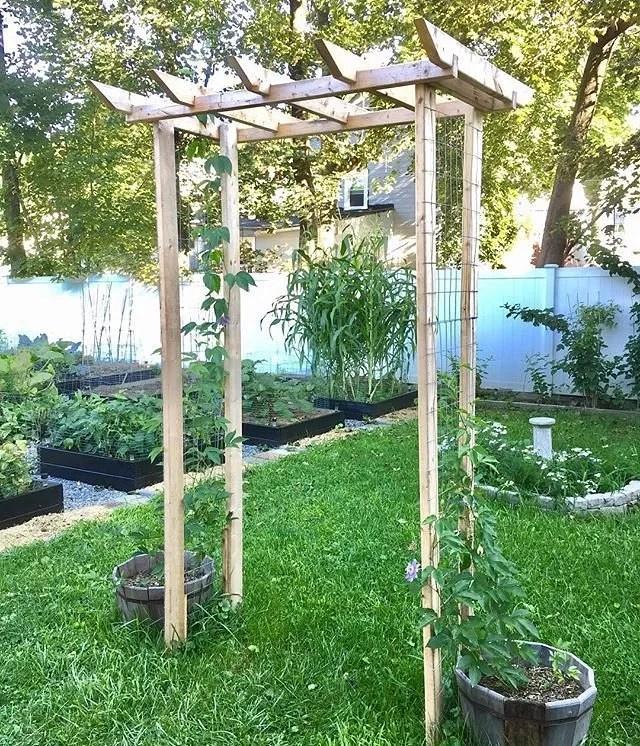 24 Cheap Backyard Makeover Ideas You'll Love | Extra Space ... on Small Backyard Renovation Ideas id=92368
