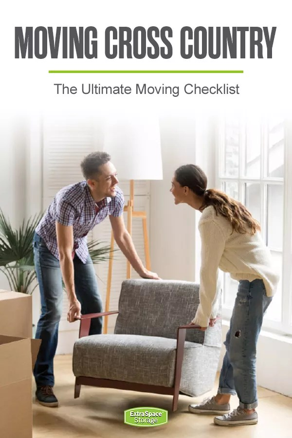 Moving Cross Country: The Ultimate Checklist