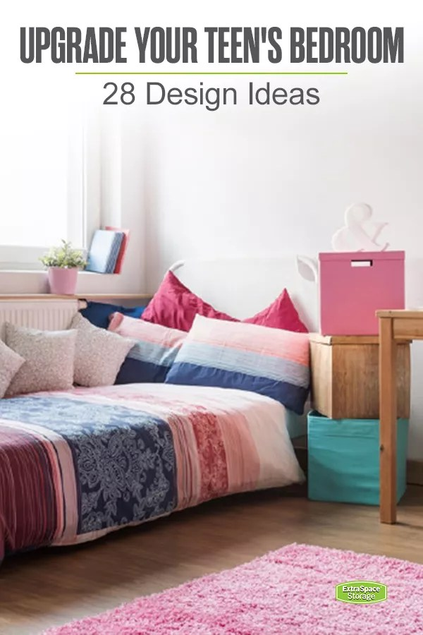 Teenagers Room Design: 28 Teen Bedroom Ideas For The Ultimate Room Makeover