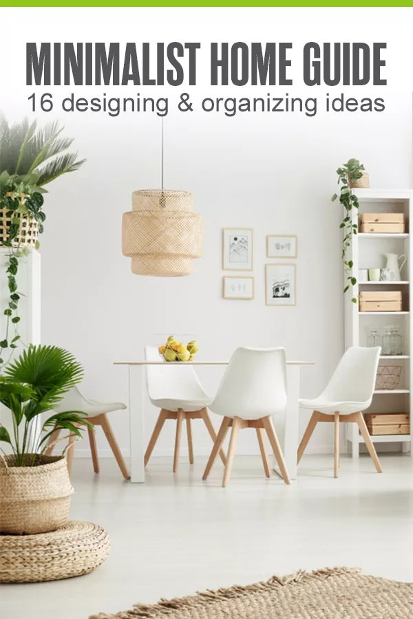 Minimalist Home Organization Ideas