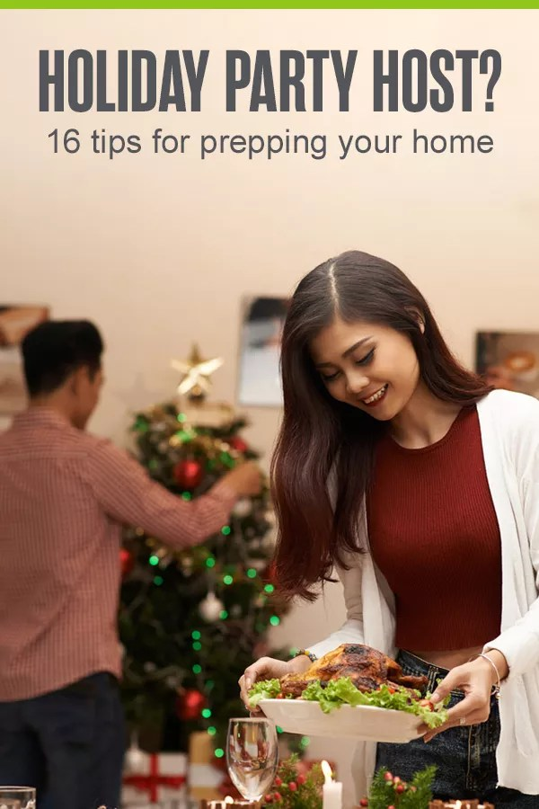 16 Tips for Being a Good Holiday Host