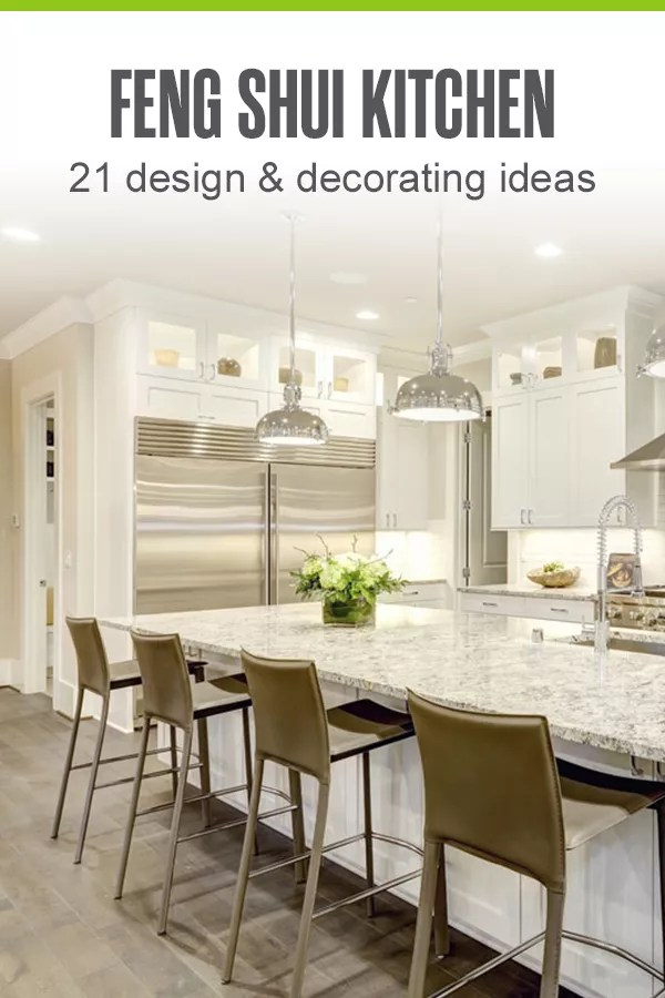 Superb 21 Feng Shui Kitchen Design Organization Tips Extra Home Interior And Landscaping Pimpapssignezvosmurscom